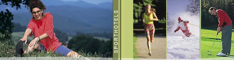 Sporthotels Bayerischer Wald